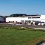 Vista aerea Poligono Industrial de Marron