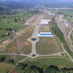Vista aerea Pol. Industrial Tanos-Viernoles