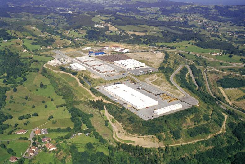 Resultado de imagen de Parque Empresarial Besaya