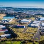 Vista aerea Parque Empresarial Besaya 2016