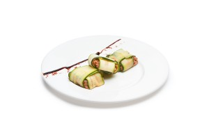 Calabacin relleno Food diet